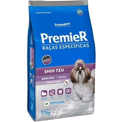 Ração Premier para Cães Adultos Shi Tzu 7,5 kg