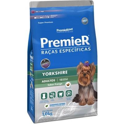 Ração Premier para Cães Adultos Yorkshire 1kg