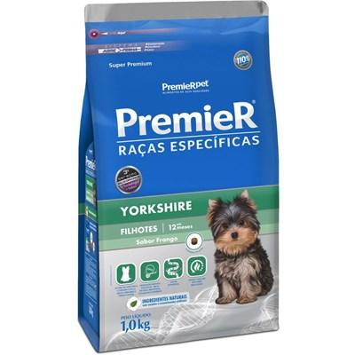 Ração Premier para Cães Filhotes Yorkshire 1kg