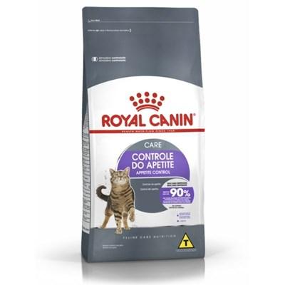 Ração Royal Canin Apetite Control Sterilised para Gatos Adultos Castrados 400g