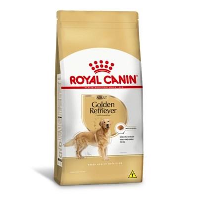 Ração Royal Canin Cachorros Adultos Golden Retriever 12kg
