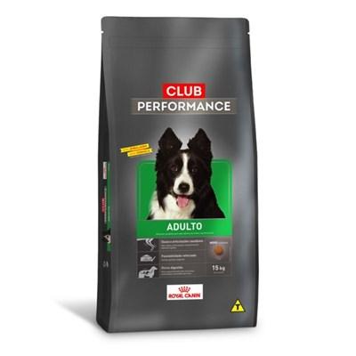 Ração Royal Canin Club Performance para Cães Adultos 2,5 kg