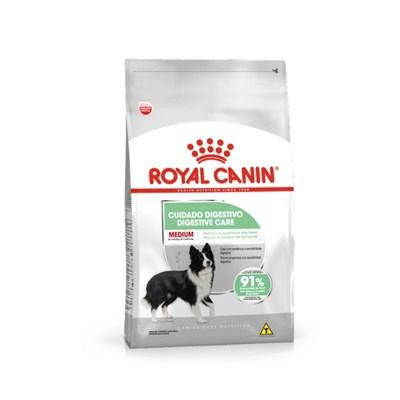 Ração Royal Canin Cuidado Digestivo para Cachorros Adultos de Raças Médias 15,0kg