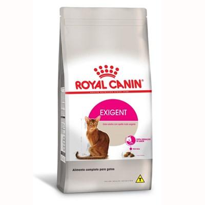 Ração Royal Canin Exigent para Gatos Adultos com Paladar Exigente 1,5kg