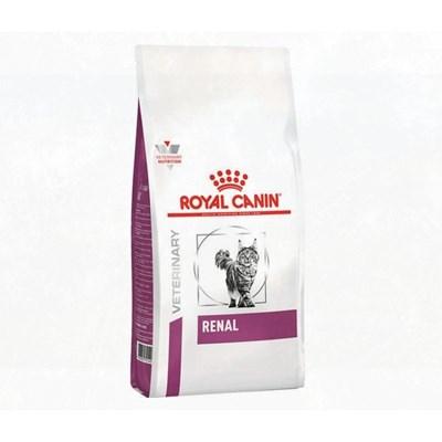 Ração Royal Canin Feline Veterinary Diet Renal para Gatos com Doenças Renais 1,5kg