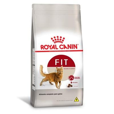 Ração Royal Canin Fit para Gatos Adultos em Manutenção 1,5kg