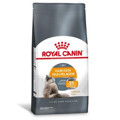 Ração Royal Canin Hair Skin para Gatos Adultos Pele e Pelagem 1,5kg