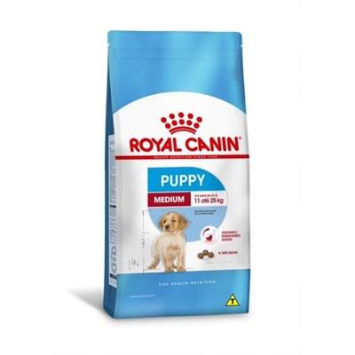 Ração Royal Canin Medium para Cães Filhotes de Porte Médio 15kg
