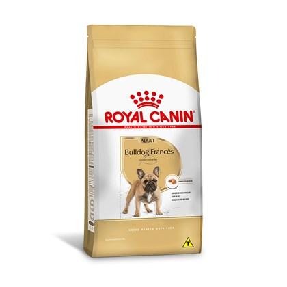Ração Royal Canin para Cães Adulto Bulldog Frances 1kg