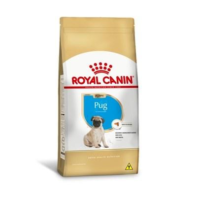 Ração Royal Canin para Cães Filhotes Pug 2,5kg