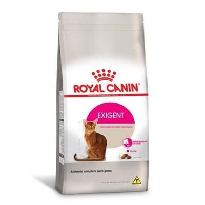 Ração Royal Canin para Gatos Adultos Exigente 400gr