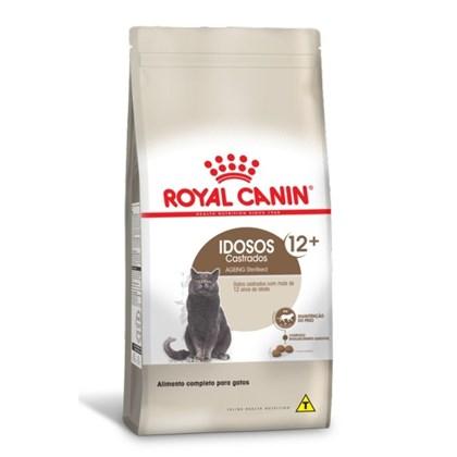 Ração Royal Canin para Gatos Idosos Castrados mais de 12 anos 400gr
