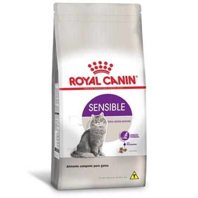 Ração Royal Canin Sensible para Gato Adulto Sensivel 1,5kg
