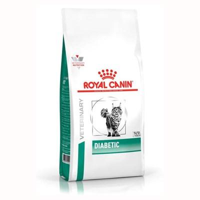 Ração Royal Canin Veterinary Diet Diabetic para Gatos Adultos 1,5kg