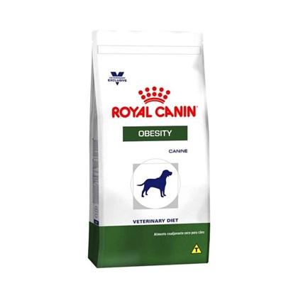 Ração Royal Canin Veterinary Diet para Cães Adultos Obesity 1,5 kg