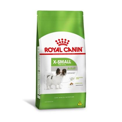 Ração Royal Canin X Small Adult para Cães Adultos de Porte Miniatura 1kg