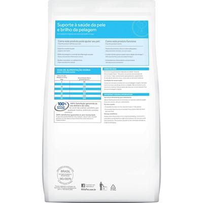 Ração Seca Hill's Prescription Diet Cuidados da Pele Derm Care para Cachorro Adulto Pedaços Pequenos 7,5kg