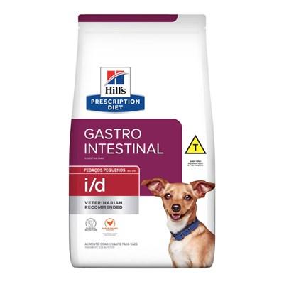 Ração Seca Hill's Prescription Diet i/d Gastro Intestinal Pedaços Pequenos para Cachorros Adultos 2kg