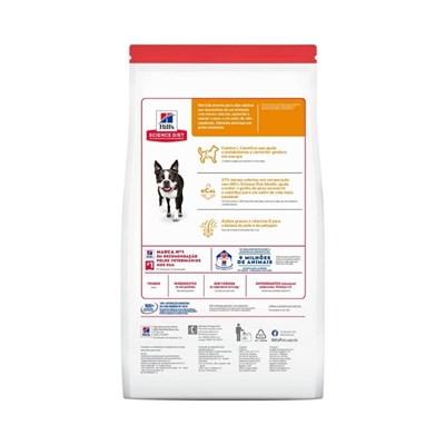 Ração Seca Hill's Science Diet para Cachorros Adultos Light Pedaços Pequenos 2,4kg
