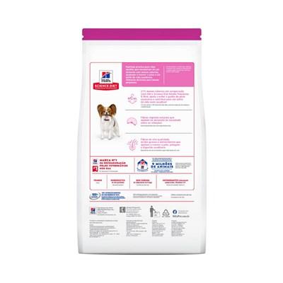 Ração Seca Hill's Science Diet para Cachorros Adultos Light Pequenos e Mini 2,4kg