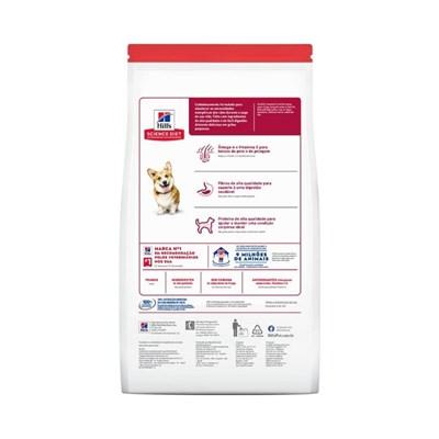 Ração Seca Hill's Science Diet para Cachorros Adultos Pedaços Pequenos 2,4kg