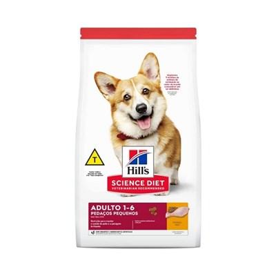 Ração Seca Hill's Science Diet para Cachorros Adultos Pedaços Pequenos 6kg