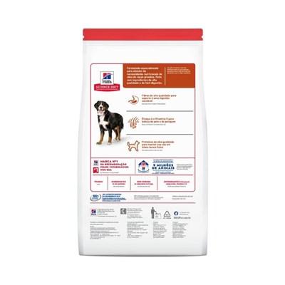 Ração Seca Hill's Science Diet para Cachorros Adultos Raças Grandes 12kg