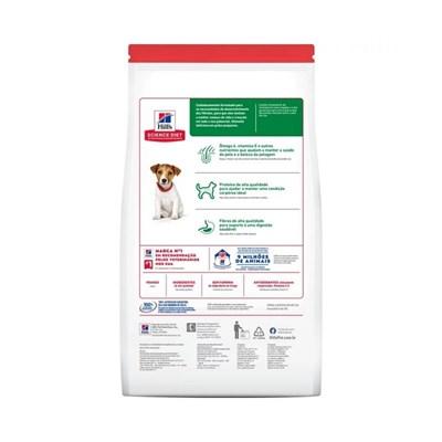 Ração Seca Hill's Science Diet para Cachorros Filhotes Pedaços Pequenos 2,4kg