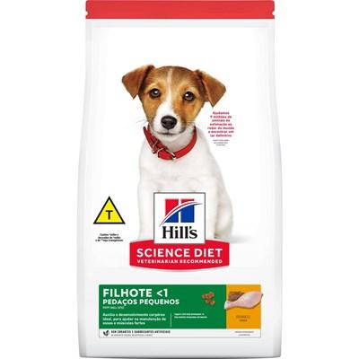 Ração Seca Hill's Science Diet para Cachorros Filhotes Pedaços Pequenos 6kg
