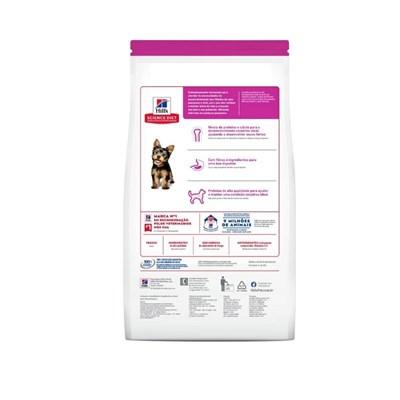 Ração Seca Hill's Science Diet para Cachorros Filhotes Pequenos e Mini 2,4kg