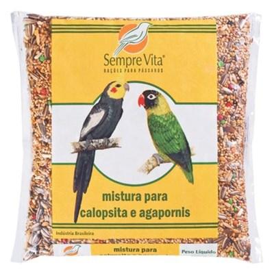 Ração Sempre Vita para Calopsitas e Agapornis 10 kg