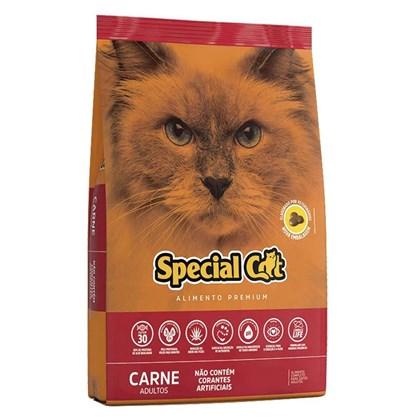 Ração Special Cat para Gatos Adultos Carne 1kg