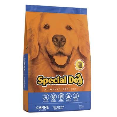 Ração Special Dog para Cães Adultos Carne 20kg