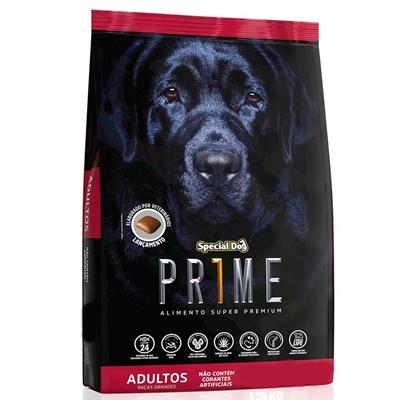 Ração Special Dog Prime para Cães Adultos de Raças Grandes 15kg