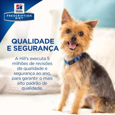Ração Úmida Hill's Prescription Diet Multi-Benefit w/d Digestive para Cachorros Adultos 370g