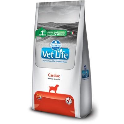 Ração Vet Life para Cães Adultos Cardiac 2kg