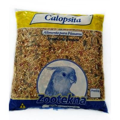 Ração Zootekna para Calopsita Mistura de Sementes 500gr