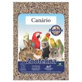 Ração Zootekna para Canário Mistura de Sementes 10 kg