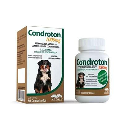 Regenerador Articular Condroton para Cães com 60 Comprimidos 1000mg