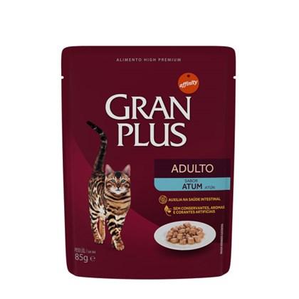 Sachê Granplus para Gatos Adultos Atum 85gr