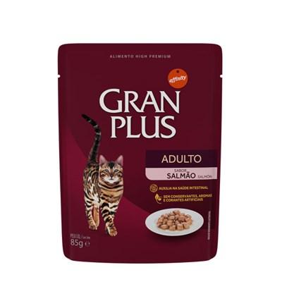Sachê Granplus para Gatos Adultos Salmão 85gr