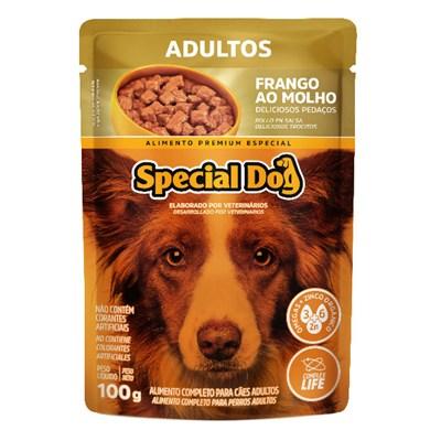Sachê Special Dog para Cães Adultos Frango 100gr
