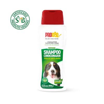 Shampoo e Condicionador Procão Vegano Erva para Cães 500ml