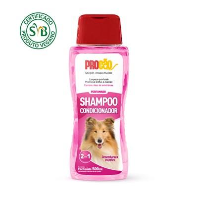 Shampoo e Condicionador Procão Vegano para Cães 500ml