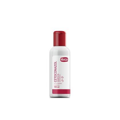 Shampoo Ibasa Cetoconazol 2 para Cães e Gatos 100ml