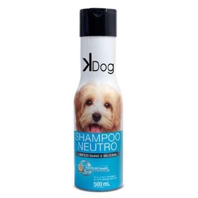 Shampoo Kdog Neutro 500ml
