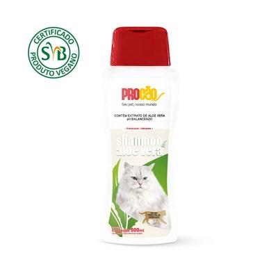 Shampoo Procão Aloe Vera para Gatos 500ml