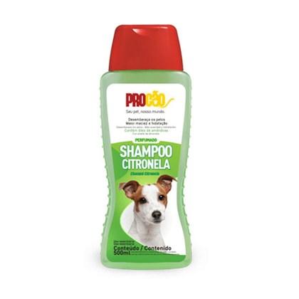 Shampoo Procão Citronela para Cães 500ml