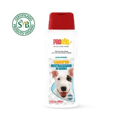 Shampoo Procão Vegano Neutralizador de Odores para Cães 500ml