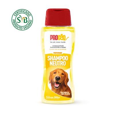 Shampoo Procão Vegano Neutro para Cães 500ml